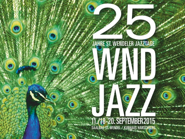 25. Internationale St. Wendeler Jazztage