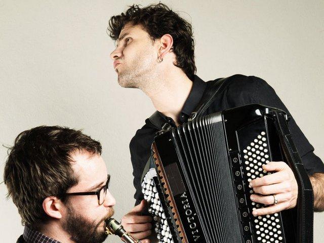 Emile Parisien & Vincent Peirani (FR)