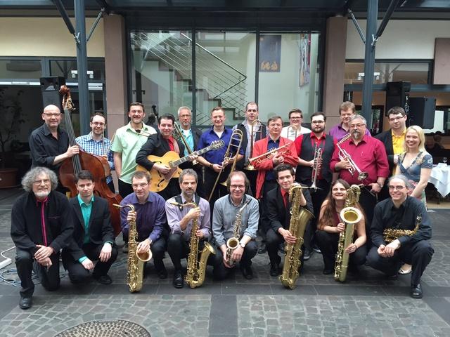 """""""Jazz in den Mai"""" mit der Big Band URKNALL"""