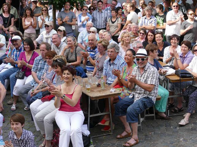 Jazz & more am Magdalenenhof