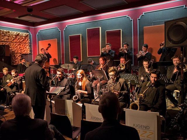 Jugend-Jazz-Orchester Saar – 07.05.2017