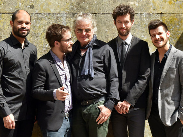 Emile Parisien Quintett feat. Joachim Kühn – Sfumato (F)