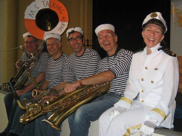 Jazz for Kids: Alle Mann an Bord – Jazz im Fluss
