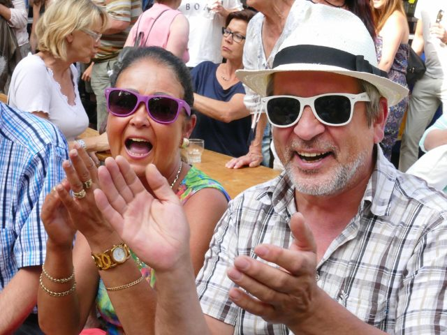 """""""Jazz & more"""" beim Stadtfest"""
