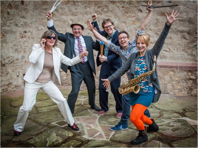 Jazz for Kids: Frau Gerburg verkauft den Jazz (DE)