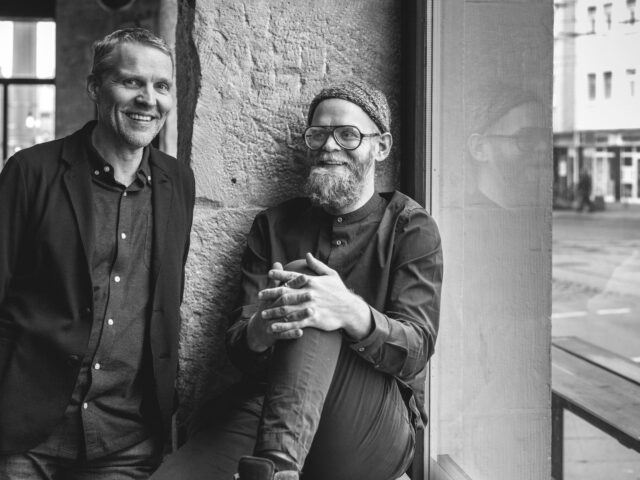 Wolfgang Torkler &  René Bornstein – Dresden