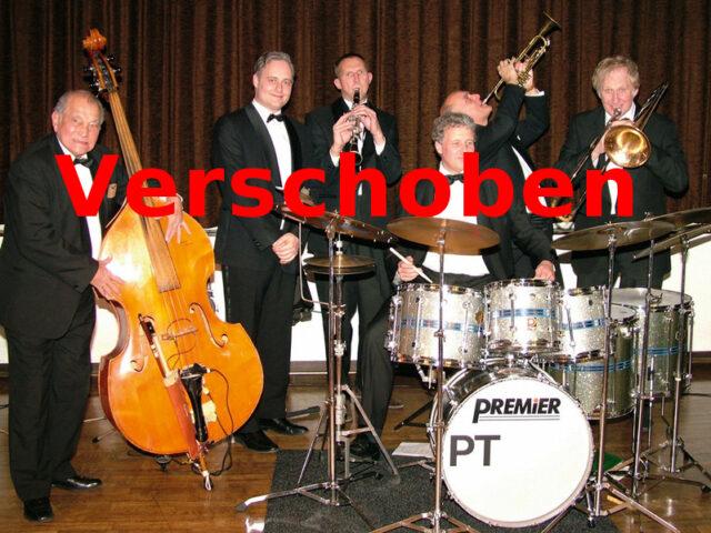 Verschoben: Pim Toscani's Jazz All Stars (NL)