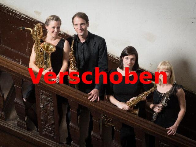 Saxophon-Quartett ParaVos (Frankfurt)